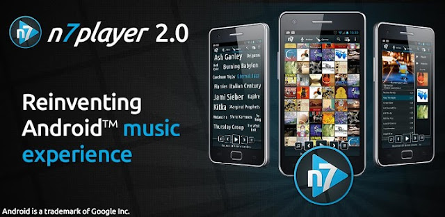 N7Player Music Player Apk v.2.3 Full