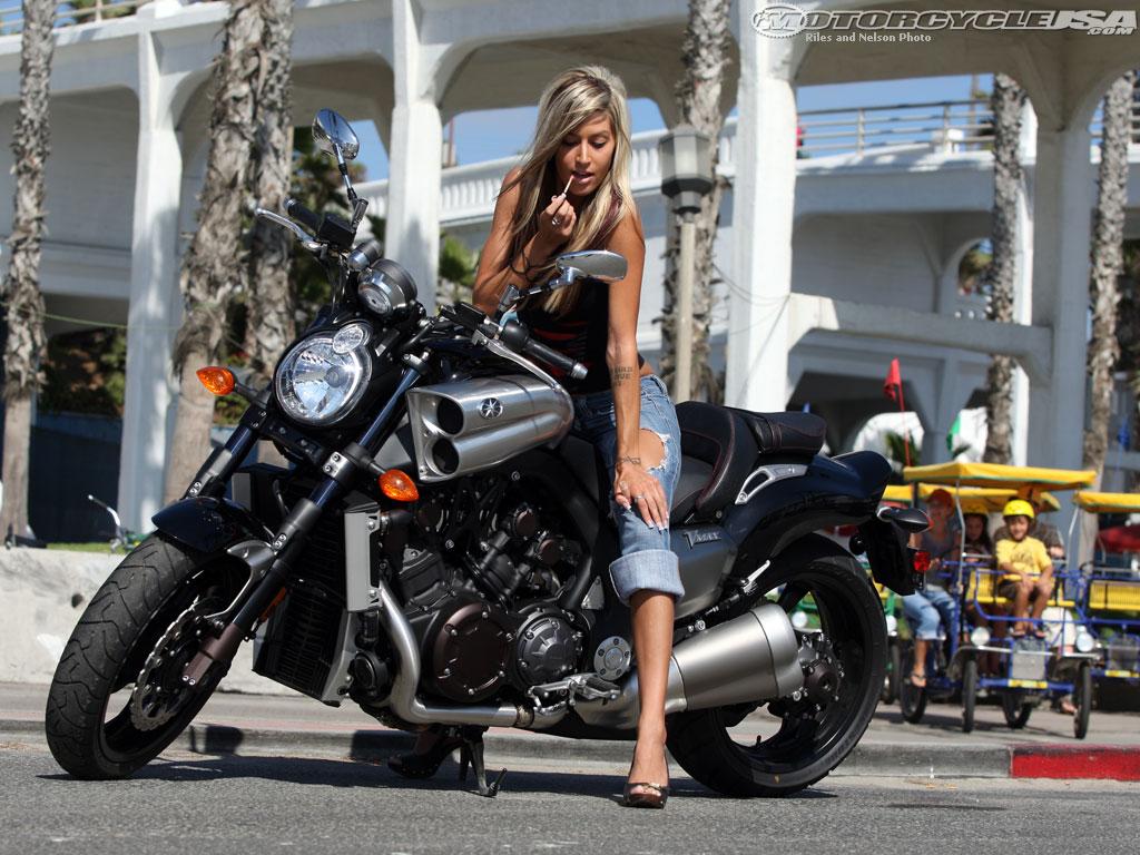 Fast Havey Bikes Yamaha Vmax Tuning
