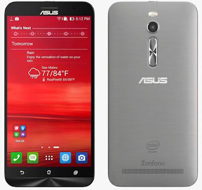 Harga Asus Zenfone 2 ZE551ML 2.3GHZ