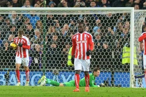 Stoke City vs. Manchester City 1-4 Highlight Goal Premier League 11-02-2015