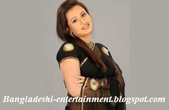 Bangladeshi model Purnima