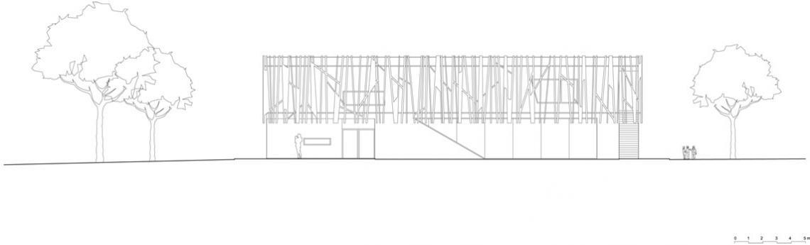 Kindergarten Plan Elevation Section : Kindergarten sighartstein by kadawittfeldarchitektur