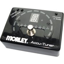 Gear in Review - Morley Accu -Tuner