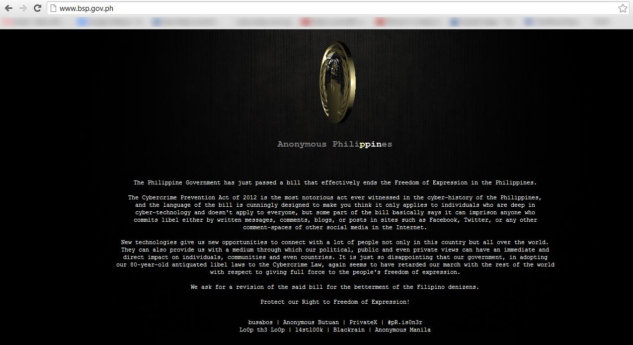 bsp hacked