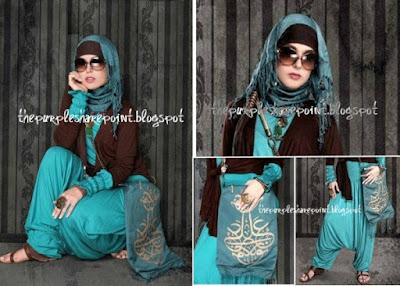 model hijab trendy terbaru Update