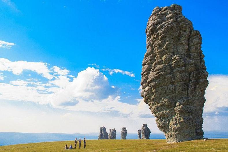 Las formaciones rocosas Manpupuner o los