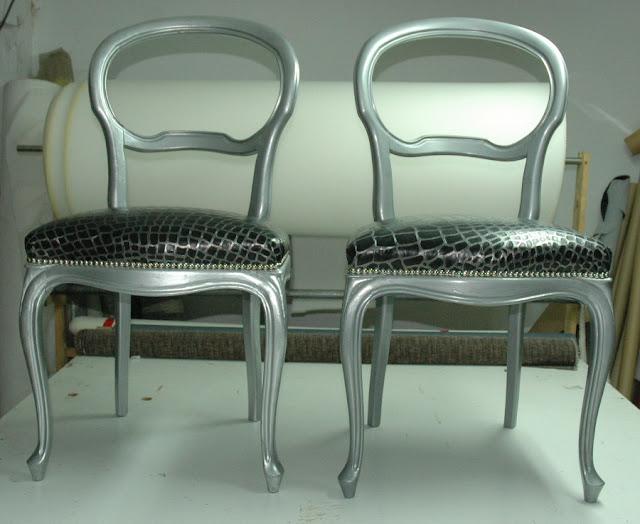 Tap zame isabelinas de ciencia ficci n - Como arreglar el asiento de una silla ...
