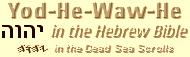 Yod-He-Waw-He (יהוה)