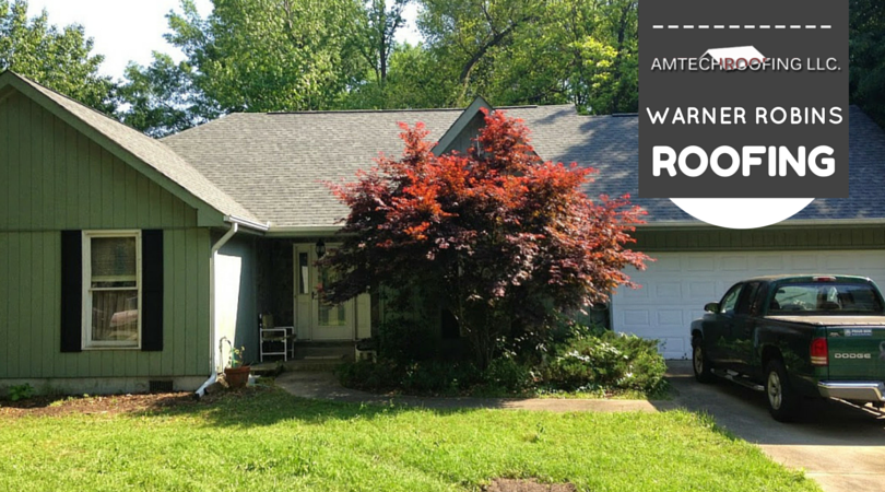 Roofing in Warner Robins