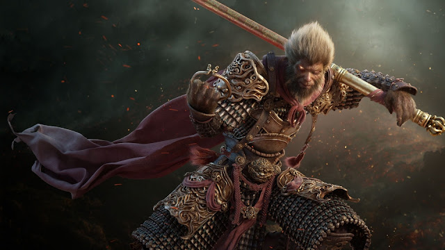 Wukong Art HD Wallpaper