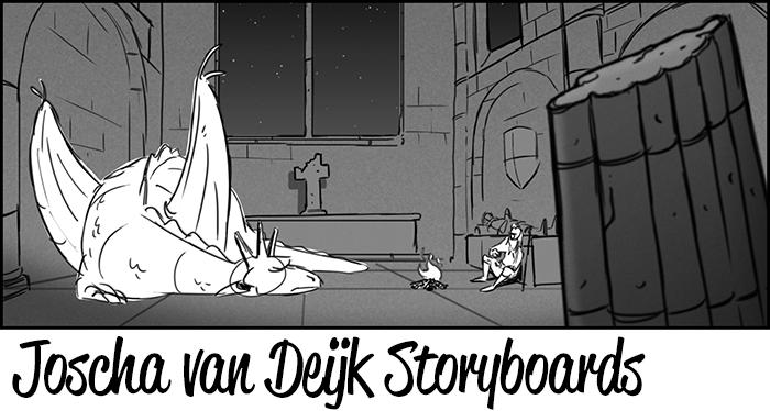 Joscha van Deijk Storyboards