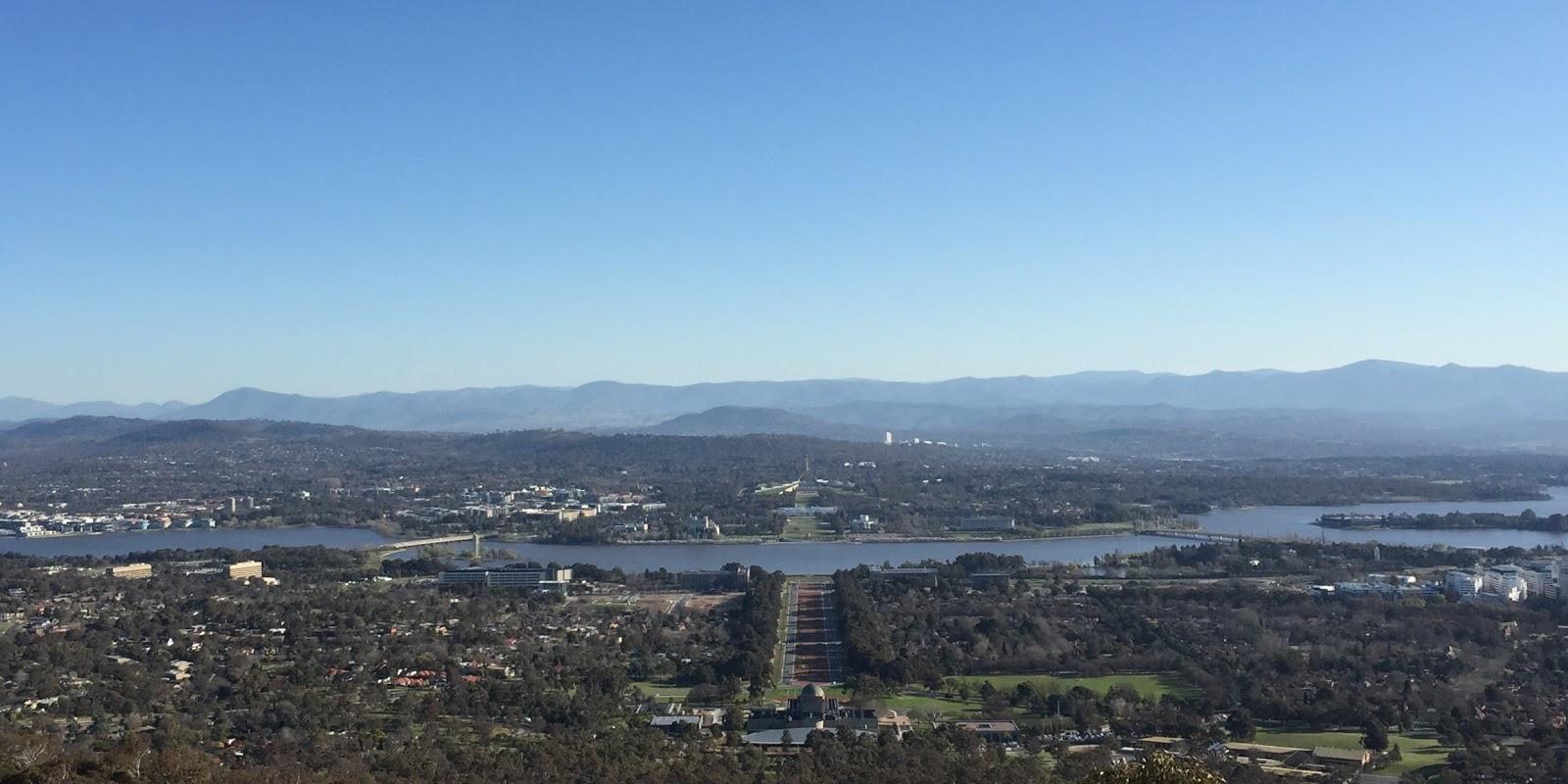 australiens hovedstad canberra