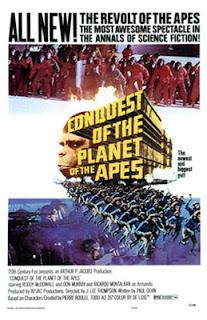 A Conquista do Planeta dos Macacos