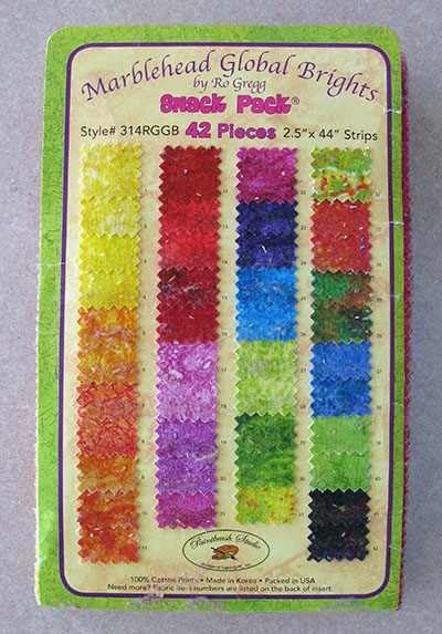 Marblehead Global Brights by Ro Gregg from Fabri-Quilt