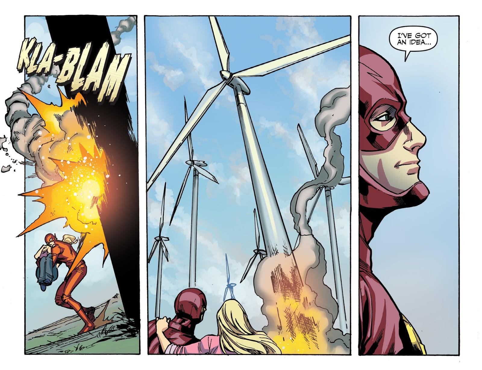 The Flash: Season Zero [I] Issue #10 #10 - English 14