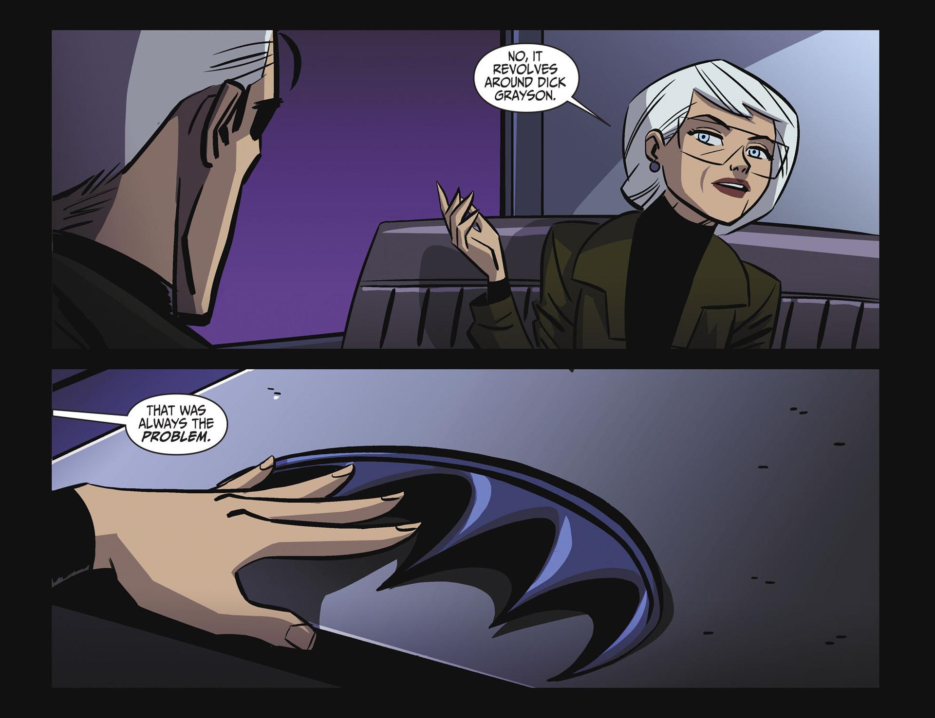 Batman Beyond 2.0 #16 #25 - English 12