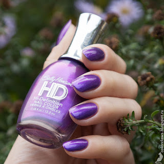 Sally Hansen HD #01 Cyber