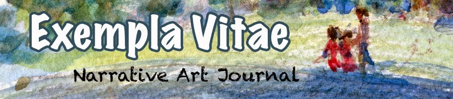 Exempla Vitae: Narrative Art Journal