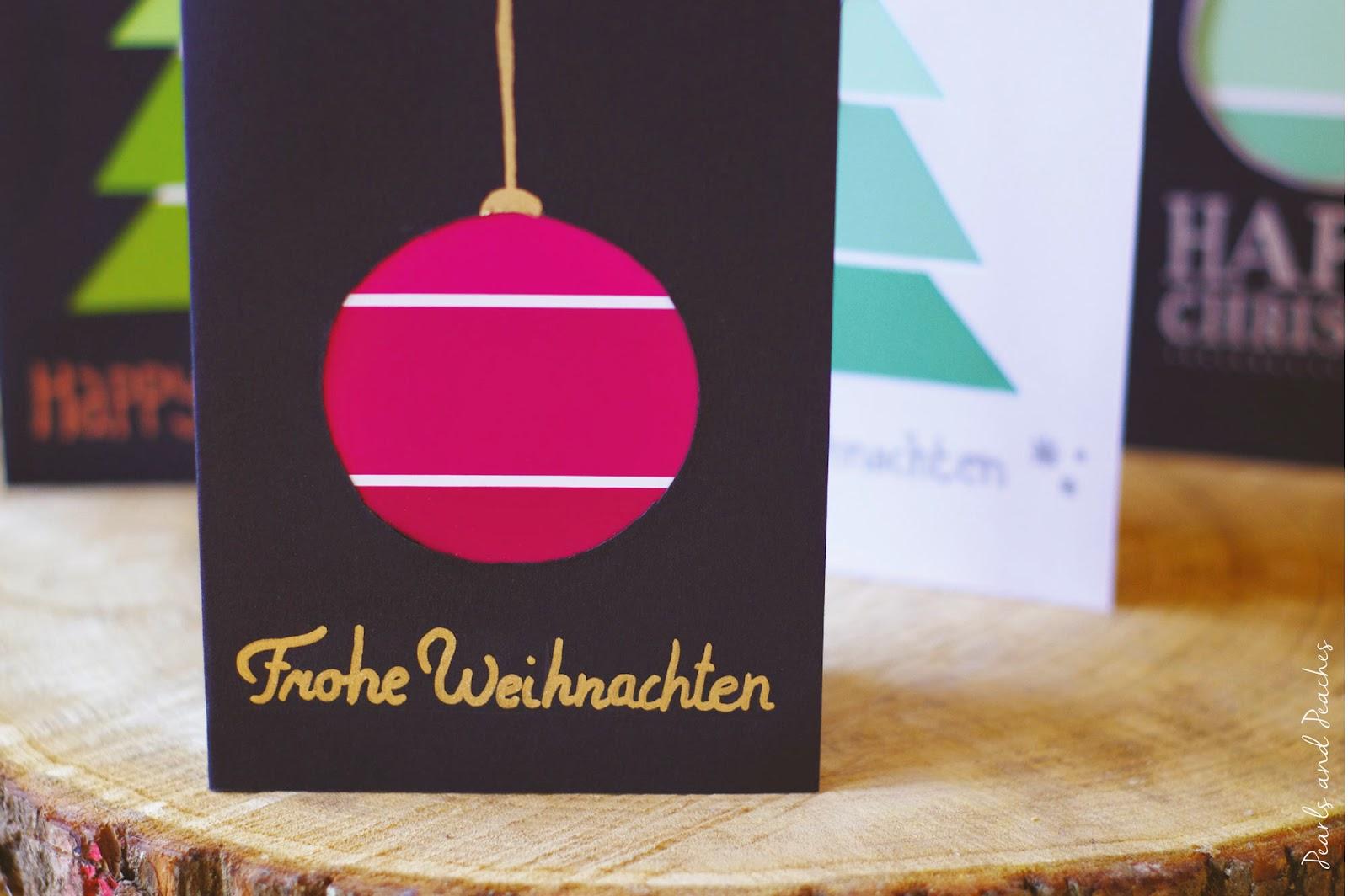 Pearls and peaches dezember 2014 for Farbkarten kostenlos