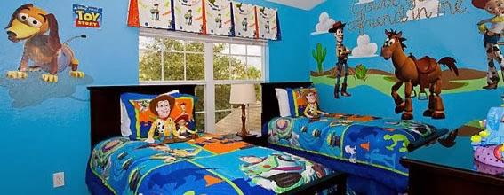 16 tema dekorasi untuk kamar tidur anak laki laki anda