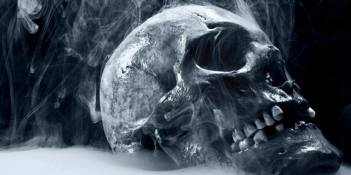 Skulls Death l 300+ Muhteşem HD Twitter Kapak Fotoğrafları