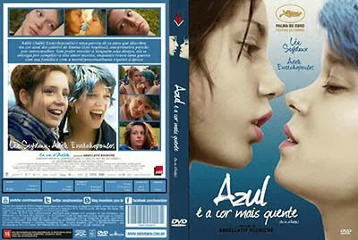 Baixar Filme Azul+e+a+cor+mais+quente Azul É A Cor Mais Quente (La Vie dAdèle) (2013) BDRip AVi Legendado