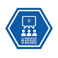 Digital Bade for our Innovation Advisory Board members