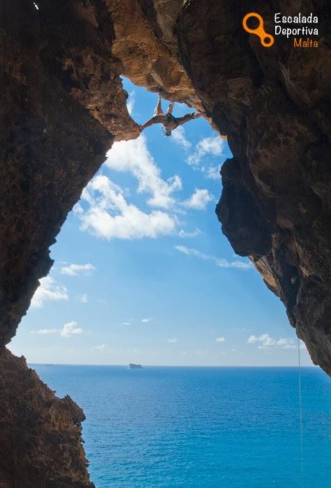 Escalada en Malta