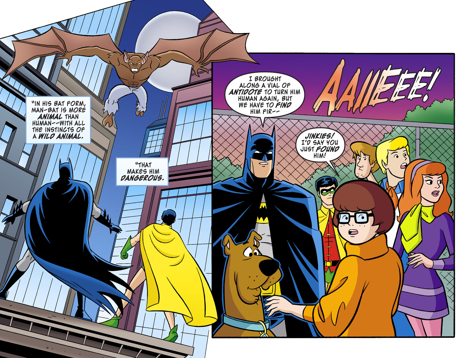 Read online Scooby-Doo! Team-Up comic -  Issue #1 - 10
