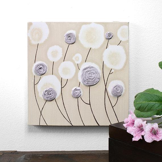 Картина своими руками стен
