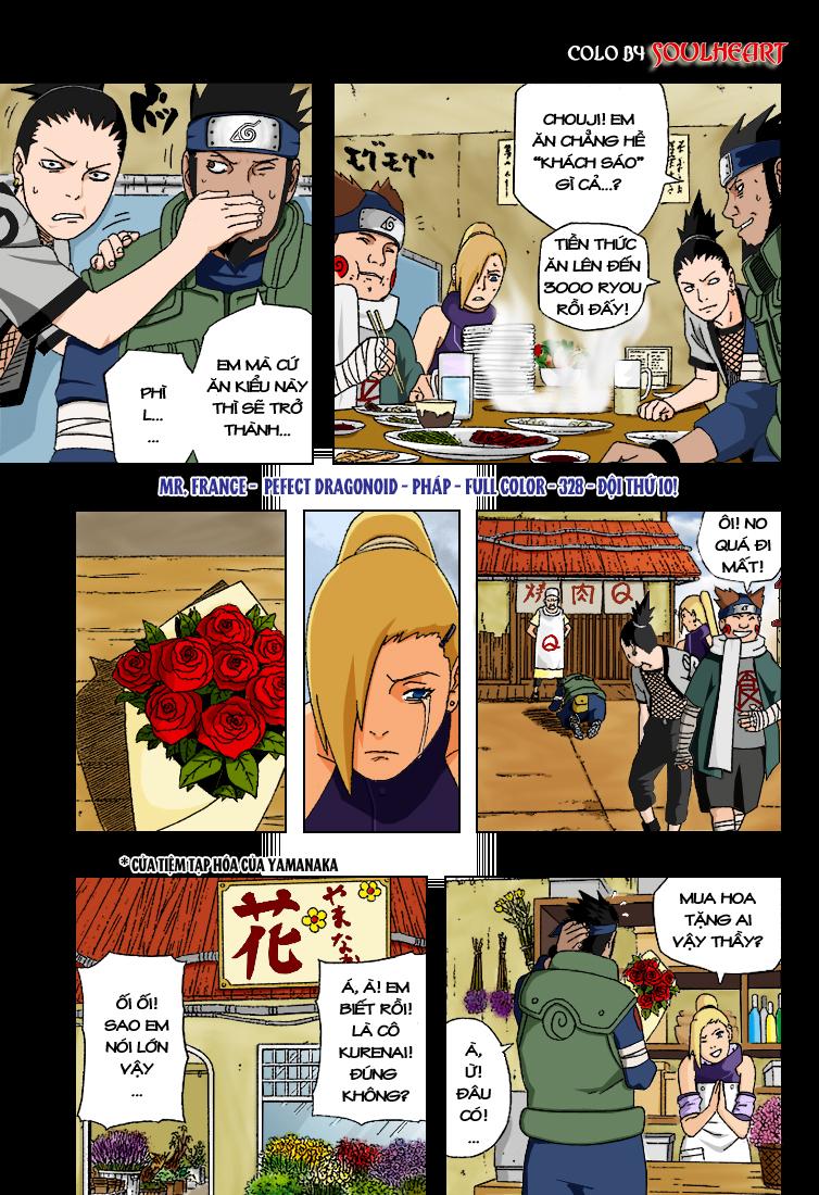 Naruto chap 328.Color Trang 11 - Mangak.info
