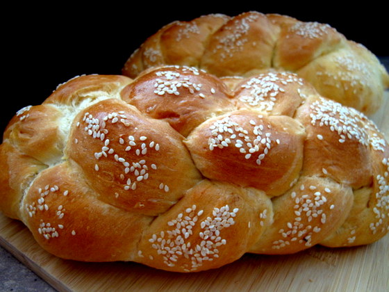 Peter Reinhart's Challah Recipe — Dishmaps