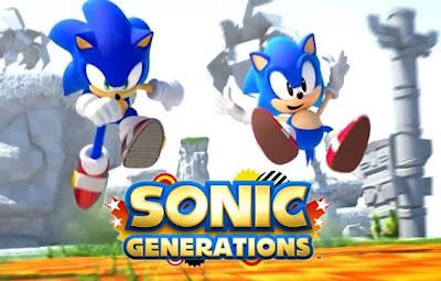 sonic generations review gameplay