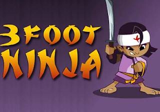 3 foot ninja game