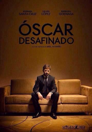 Oscar Desafinado de Mikel Alvariño