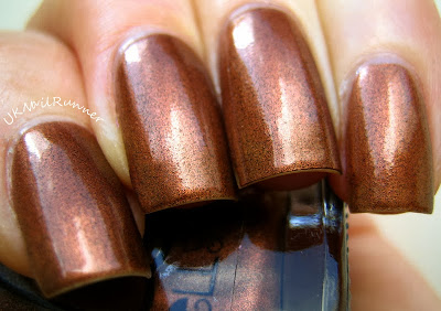 Nelly Polish Burnt Copper
