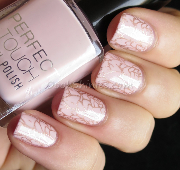 Perfect Touch #13 stamped with Perfect Touch #04 and Messy Mansion MM46