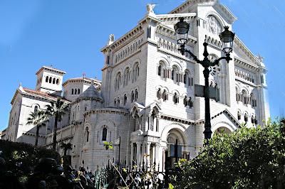 (Monaco) - Monaco Cathedral