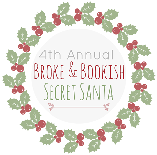 4th Annual Broke & Bookish Secret Santa