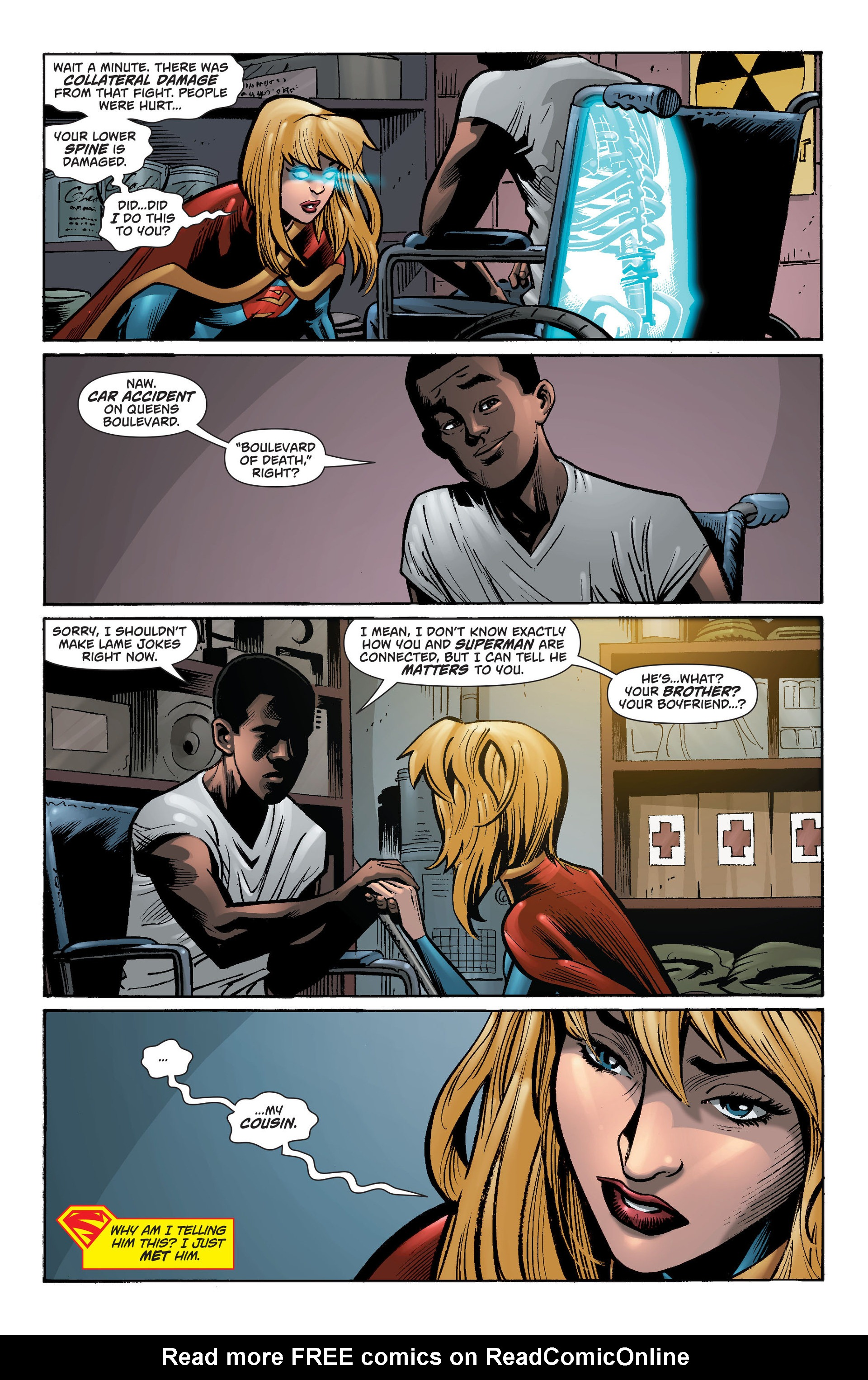 Supergirl (2011) Issue #34 #36 - English 9