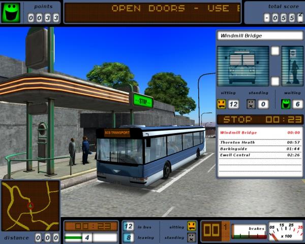 Скачать Nocd для Bus Driver