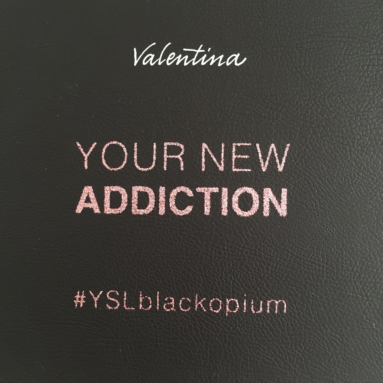 YSL Black Opium Eau de Toilette on Fashion and Cookies fashion and beauty blog
