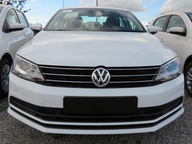VW Jetta Comfortline 2015