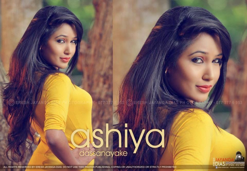 Ashiya Dassanayake spicy yellow