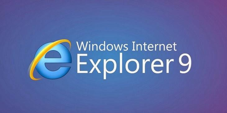 Internet Explorer 9 Windows7 x86  Full Program İndir