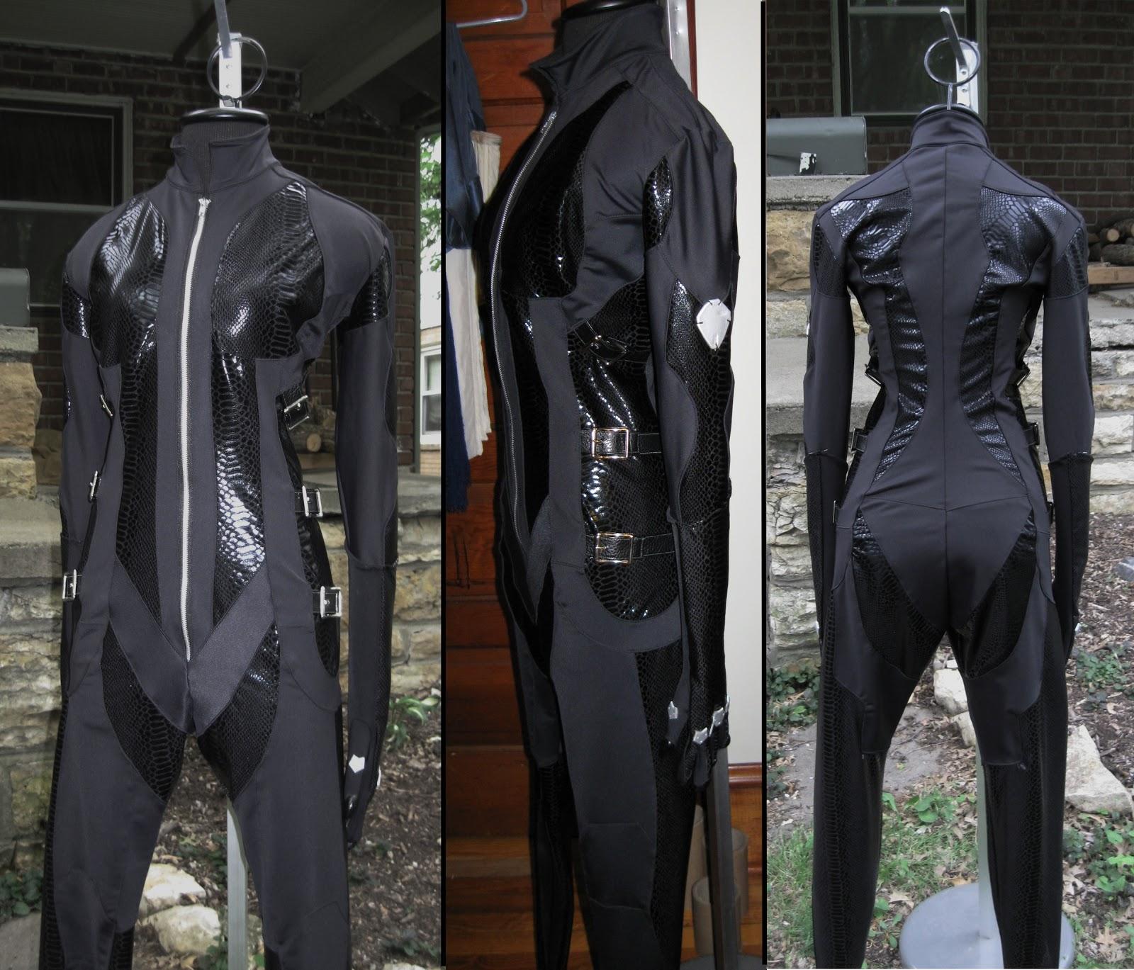 & The Literary Assassin: Arkham City Catwoman costume