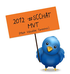 2012 #scchat Most Valuable Tweeter