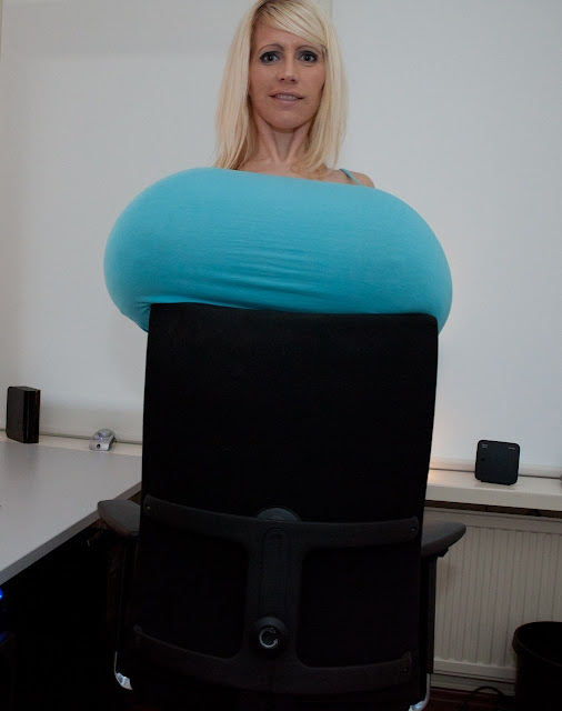 Beshine The Biggest Silicon Breasts Big Giant Boobs In The World