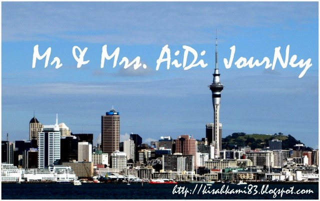 !::Mr&Mrs AiDi jOurNey::!