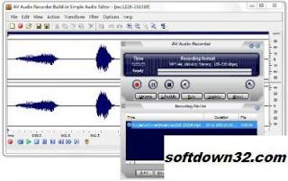 AV Audio Recorder v4.5.1